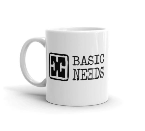 Basic Needs - Mug