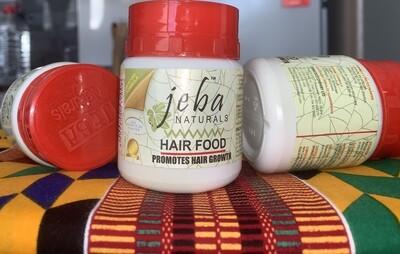 Jebu Naturals - Hair food (100g)