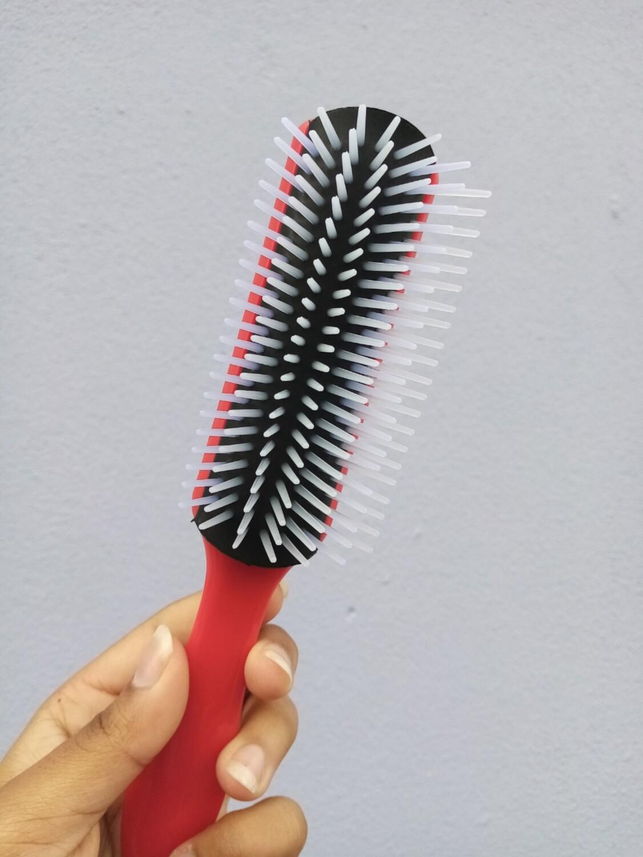 7-Row Detangling Brush