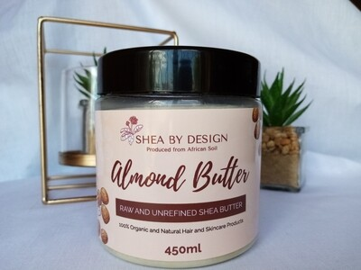 Almond Oil Butter 450ml