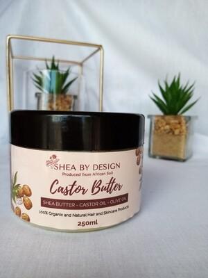 Castor Oil Butter 250ml