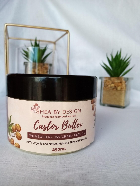 Castor Butter (250g)
