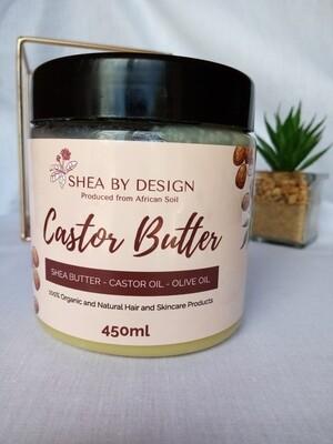 Castor Oil Butter 450ml