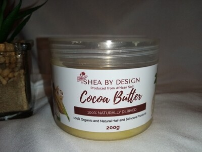 Cocoa Butter (200g)