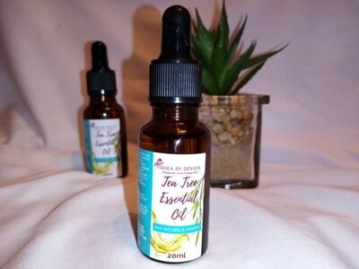 Tea Tree Essential Oil (20ml)