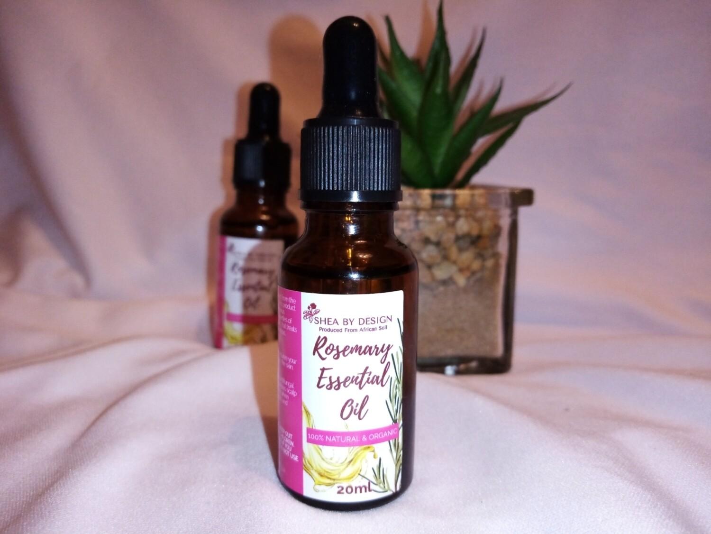 Rosemary Essential Oil (20ml)