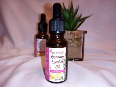 Rosemary Essential Oil (20ml)