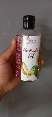 Avocado Oil (refined - 250ml)