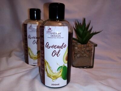 Avocado Oil (unrefined - 250ml)