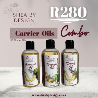 Carrier Oils Combo