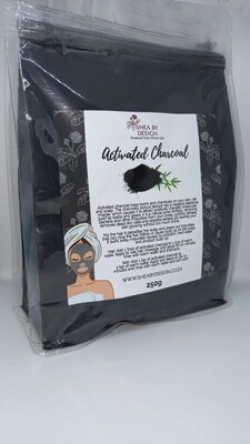 Activated Charcoal (250g)