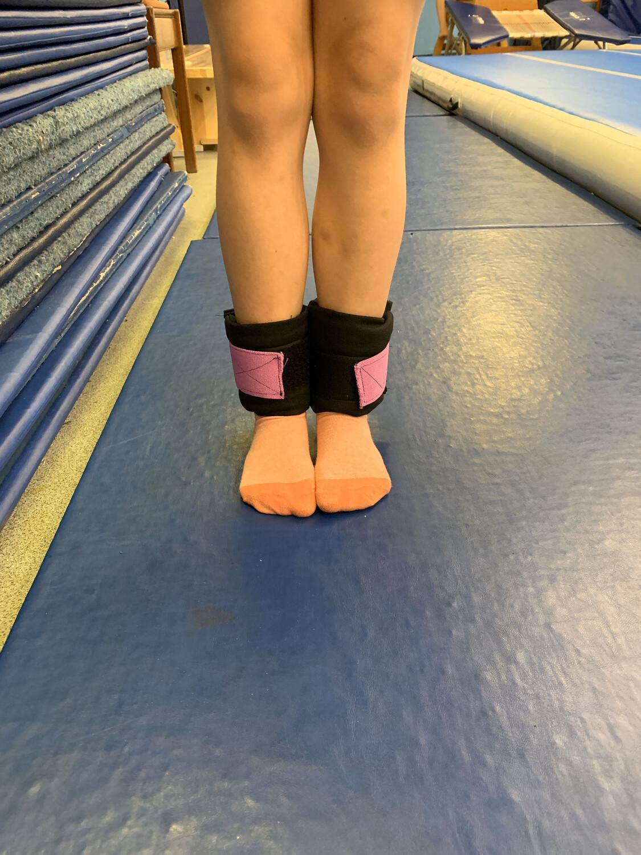 Sticky Ankles