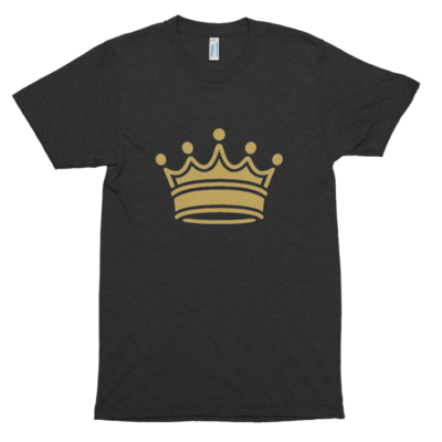 Short Sleeve Soft Crown King for a Day Tee