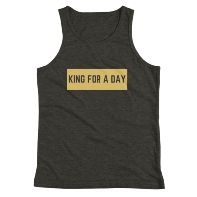 Youth King For a Day Tank Top