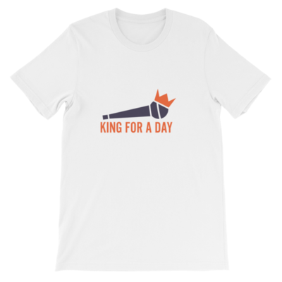 Short-Sleeve Unisex Official KFAD Tee
