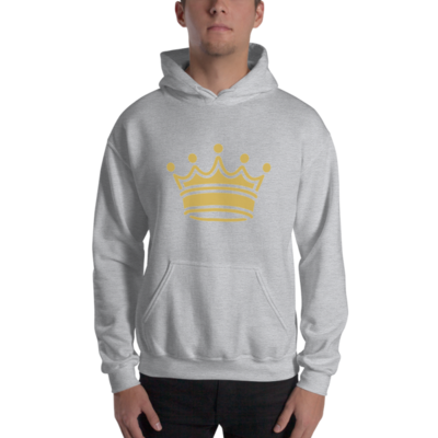 Crown Hooded Sweatshirt