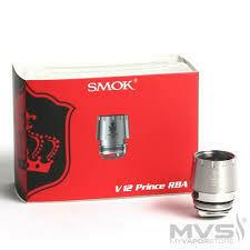 """""""RBA"""" SMOK V12 PRINCE"""