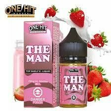 "ONE HIT WONDER ""THE MAN"" 100ml 3mg"