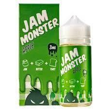 JAM MONSTER APPLE 100ml 3mg