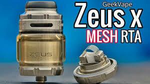 """GEEK VAPE ZEUS """"X"""" MESH RTA-(25mm)"""