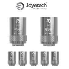 JOYETECH BF SS316 (0.6Ω CAJA X 5 COILS)