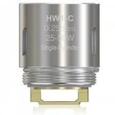 ELEAF HW1-C (0.25Ω CAJA X 5 COILS)
