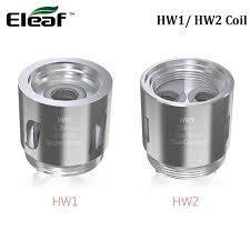 ELEAF HW2  (0.3 Ω CAJA X 5 COILS)