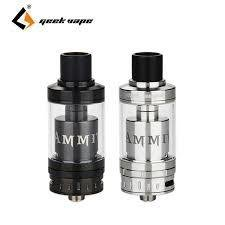 GEEK VAPE AMMIT SINGLE COIL 22MM RTA
