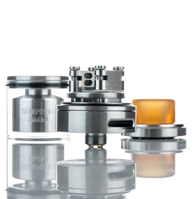 SERPENT SMM RTA by Wotofo-24mm