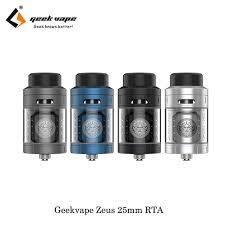 GeekVape Zeus RTA - 4ml-25mm (Single Coil)