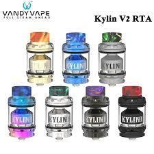 VANDY VAPE KYLIN - V2 - RTA 3ml/5ml (24MM)