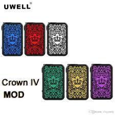 UWELL CROWN IV TC - Box Mod - 200W