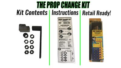 Prop-Block Prop Change Kit