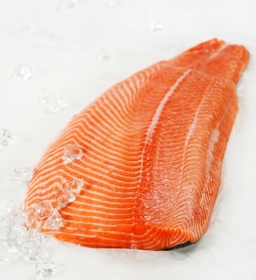 Pan Royal Frozen Atlantic Salmon Fillet 500g +/- (Packet)