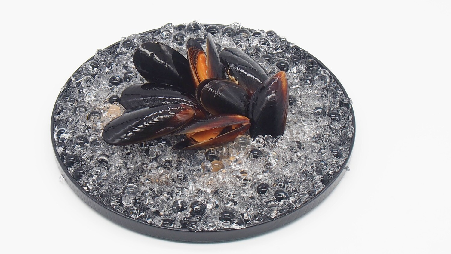 Pan Royal Frozen Whole Shell Black Mussel