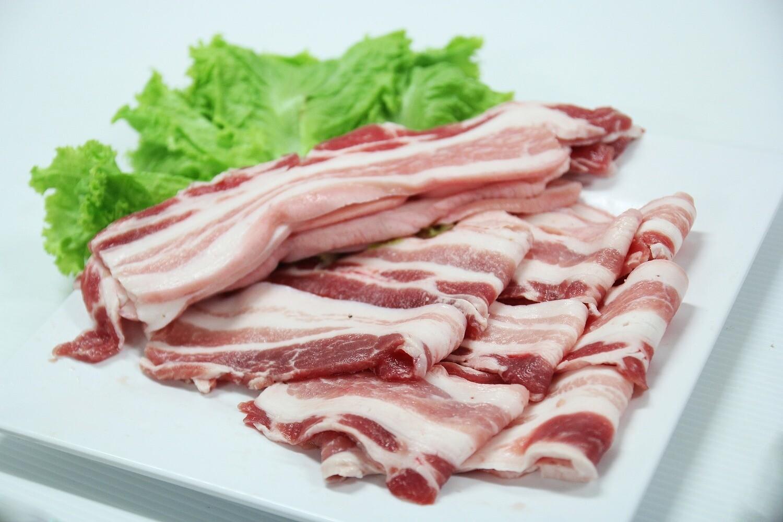 Pan Royal Pork Belly Shabu Shabu