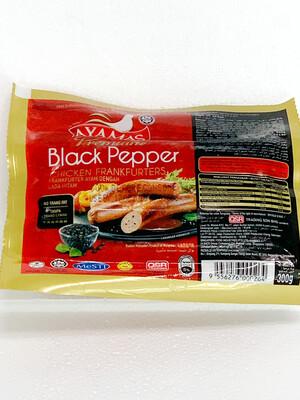 Pan Royal Hot Dog - Chicken (Black Pepper)