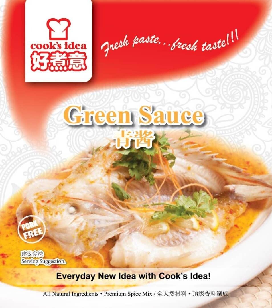 Pan Royal Cook's Idea - Green Sauce