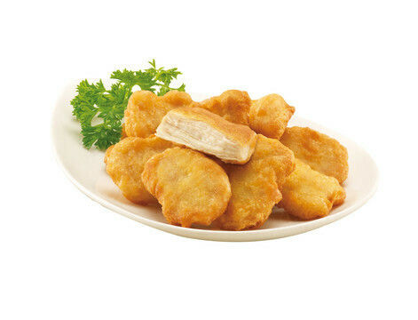 Pan Royal Frozen Crispy Chicken Nugget