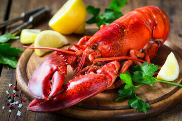 Pan Royal Cooked Lobster