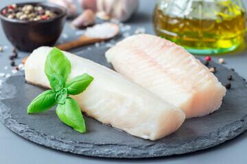 Pan Royal Frozen Cod Fish Fillet