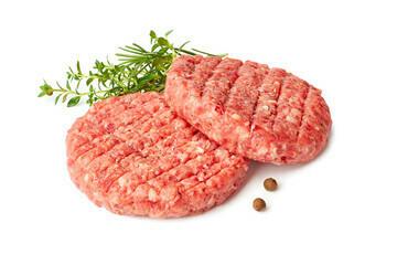 Pan Royal Frozen US Beef Patties (L) 120g (1 Piece)