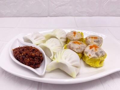 Pan Royal Prawn Dumpling & Fish Roe Siew Mai