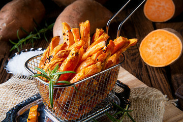 Pan Royal Sweet Potato Fries 1KG