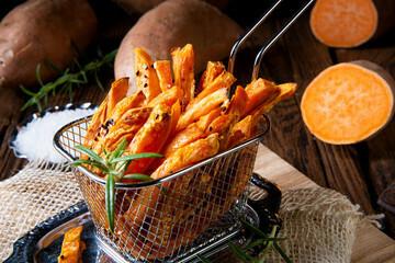 Pan Royal Sweet Potato Fries 1KG