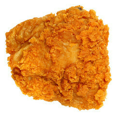 Pan Royal Frozen Fried Chicken Thigh Spicy 800g +/-
