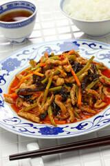 Si Chuan Shredded Pork 420g