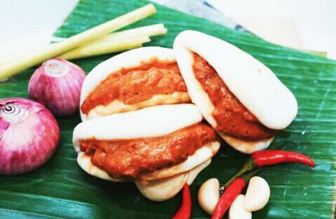 Pan Royal Otah Bun 5 Pieces (Fish)