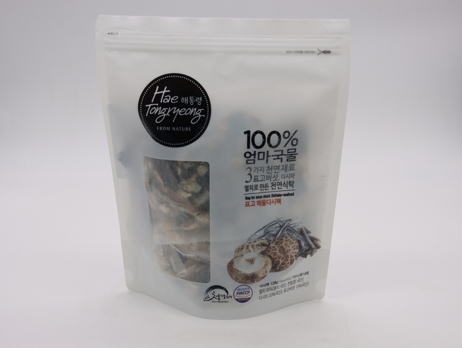 Pan Royal Korean Ready Soup Bag - Shiitake Seafood
