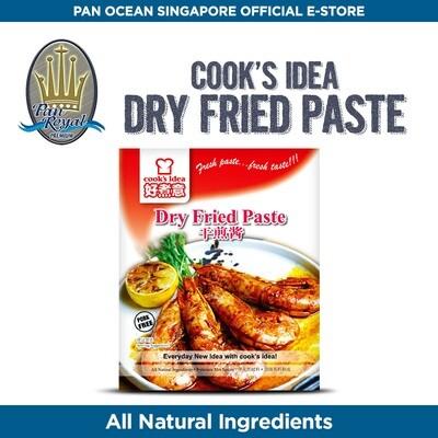 Pan Royal Cook's Idea Dry Fried Paste